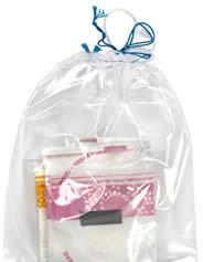 Cordogrip® snör påsar från Joka Packaging