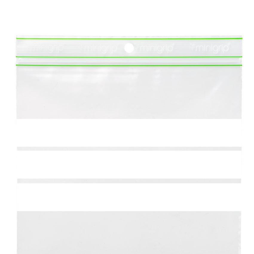 Den ursprungliga Minigrip® zippåse kan nu erhållas i biobaserat utföranden - BioMinigrip®